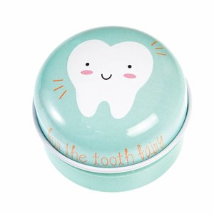 Rex London Tin Tooth Fairy blue