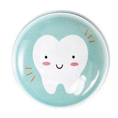 Rex London Büchse Tooth Fairy blau