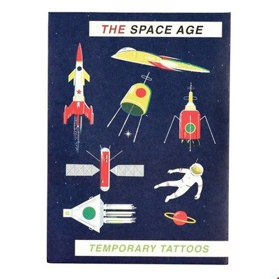Rex London Tattoos Space