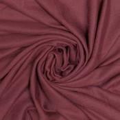 Pure & Cozy Scarf Grain Cotton / Wool burgundy