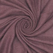 M&K Collection Scarf Grain Cotton / Wool plum