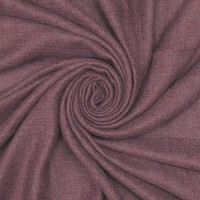 M&K Collection Schal Grain Cotton/Wool plum