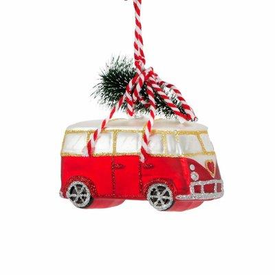 Sass & Belle Weihnachtsdekoration Camper Van