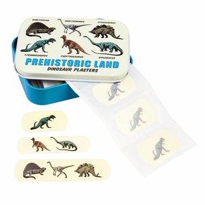 Rex London Plasters in tin Prehistoric Land
