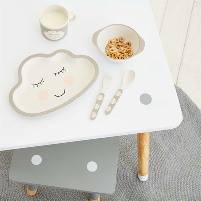 Sass & Belle Bamboo Cutlery Sweet Dreams Cloud