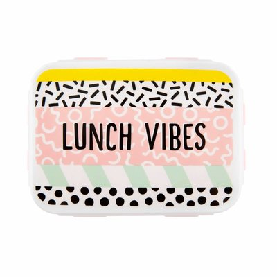 Sass & Belle Lunch Box Lunch Vibes