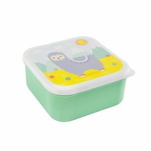 Sass & Belle Lunch Box Little Llama