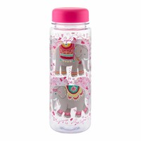 Sass & Belle Water bottle Mandala Elephant
