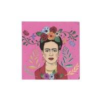 Talking Tables Paper Napkins Frida Kahlo