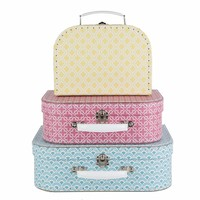 Sass & Belle Cases Maroccan Geometrics Set of 3