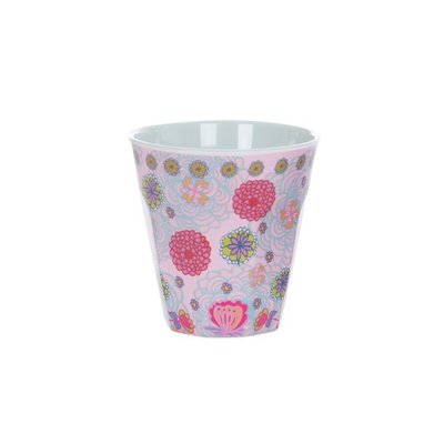 Overbeck and Friends Melamine Mug Lilly-Rose 1