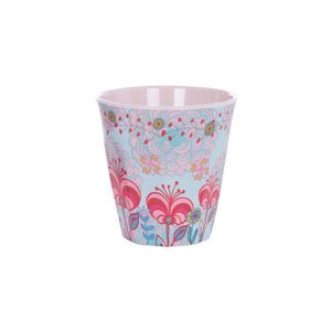 Overbeck and Friends Melamine Mug Lilly-Rose 2