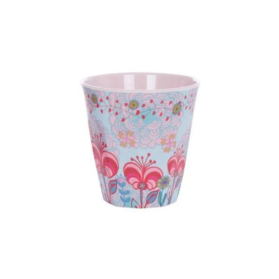 Overbeck and Friends Melamin Becher Lilly-Rose 2