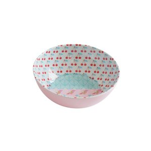 Overbeck and Friends Melamine shell Cherry