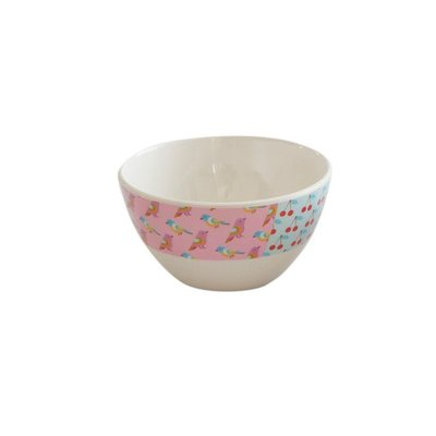 Overbeck and Friends Melamine bowl Cherry small
