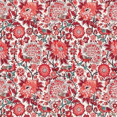 Paperproducts Design Papierservietten Pavone red