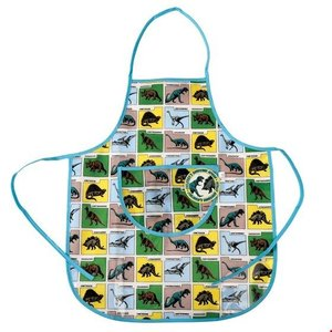 Rex London Childs apron Prehistoric Land