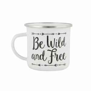 Sass & Belle Mug Enamel Adventure