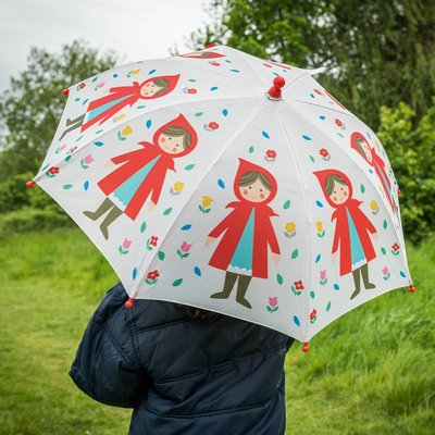 Rex London Childrens umbrella Red Riding Hood