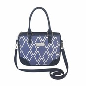 Earth Squared Saskia Bag Canvas blue
