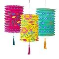 Talking Tables Paper Lantern Boho Set of 3