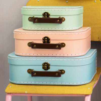 Sass & Belle Cases POastel Retro Set of 3