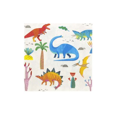Talking Tables Paper Napkins  Party Dino