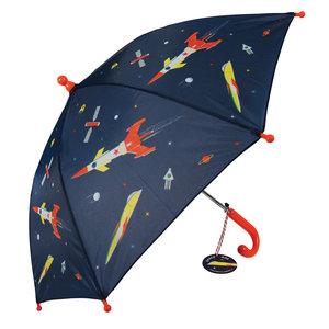 Rex London Kinder-Regenschirm  Space Age
