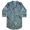 Powell Craft Nachthemd Blue Blossom M/L
