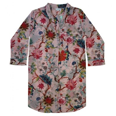 Powell Craft Nachthemd Pink Floral S/M