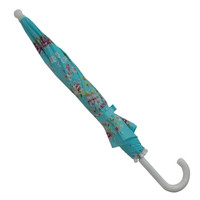 Powell Craft Childrens umbrella Blue Floral