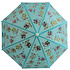 Powell Craft Childrens umbrella Blue Floral