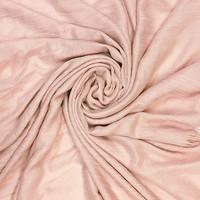 M&K Collection Scarf Cotton / Wool Powder pink