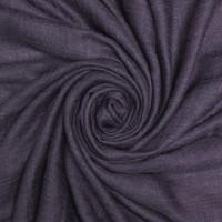 M&K Collection Schal Cotton/Wool purple