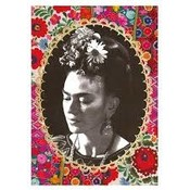 Kitsch Kitchen Pocket Notebook Frida Kahlo