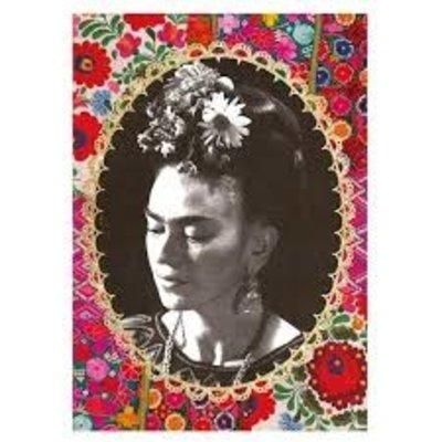 Kitsch Kitchen Notizbüchlein Frida Kahlo