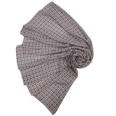 M&K Collection Schal Geo Tiles pink