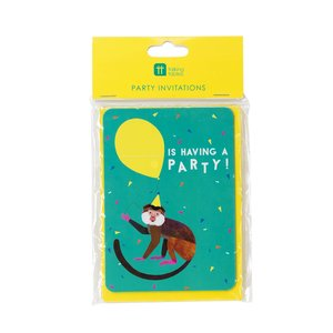 SALE Invite Cards Party Animal