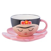 Sass & Belle Cup and Saucer Set Frida