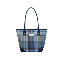 Earth Squared Tote Bag Tweed Harbour