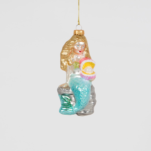 Sass & Belle Christmas decoration Pearl Mermaid