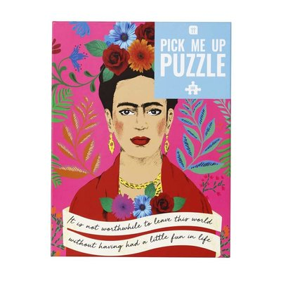 Talking Tables Puzzle Frida Kahlo