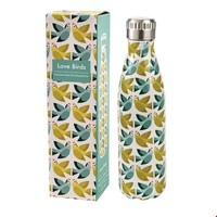 Rex London Steel bottle Love Birds