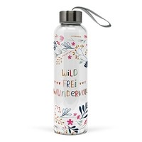 Paperproducts Design Glass-Flasche Wild, Frei Wundervoll