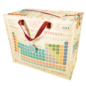 Rex London Riesentasche Periodic Table
