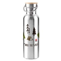 Paperproducts Design Stainless steel bottle Into the Wild