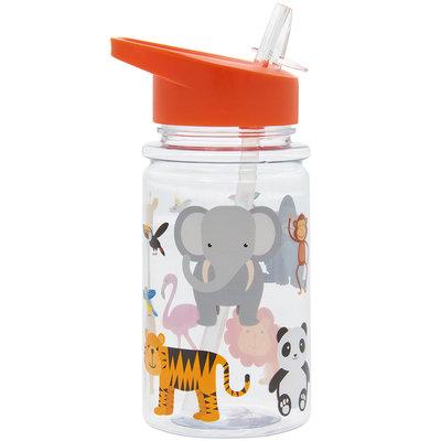 Lesser & Pavey Wasserflasche Zoo