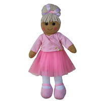 Powell Craft Rag Doll Ballerina