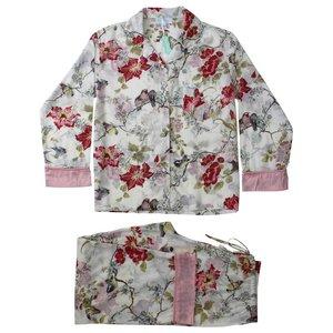 Powell Craft Pyjama Rose Floral S / M