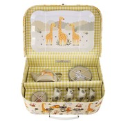 Sass & Belle Picknick-Box-Set Savannah Safari
